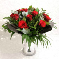 12 PRESTIGE RED ROSE BOUQUET
