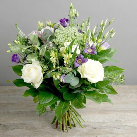LILAC FIELDS LUXURY BOUQUET