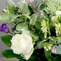 LILAC FIELDS LUXURY FLOWER BOUQUET