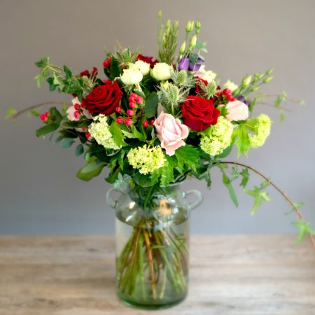 WILD LOVE LUXURY GARDEN BOUQUET
