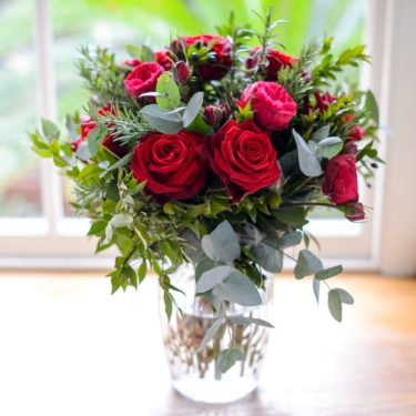 ROSE GARDEN LUXURY BOUQUET