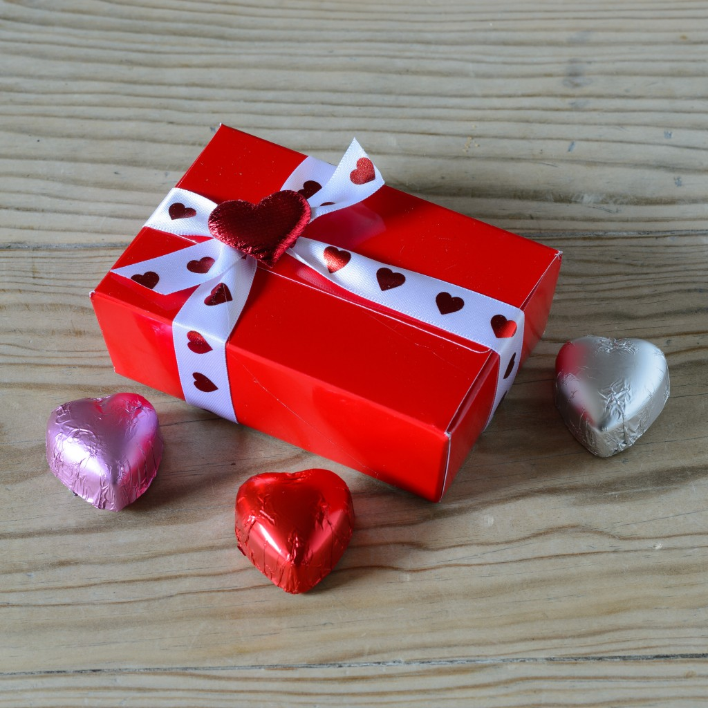 _Valentine chocolates