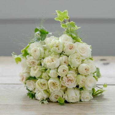 ROSE KNOT & IVY BOUQUET