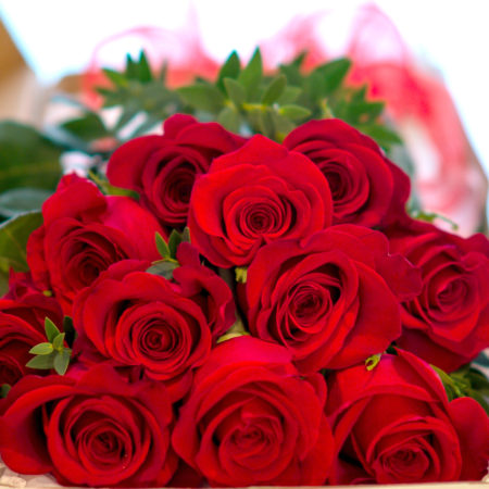 3 month subscription valentine roses