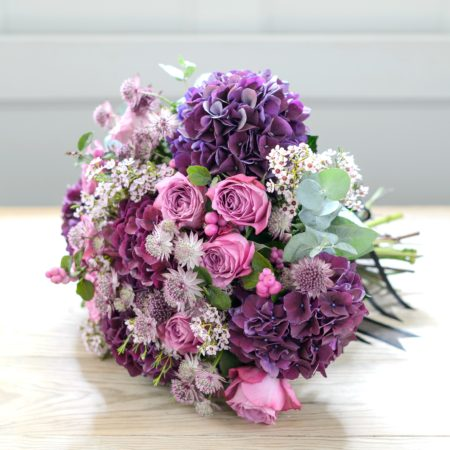 THREE MONTHS OF DESIGNER FLOWERS LILAC