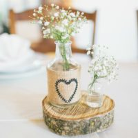WEDDING WOOD SLICES
