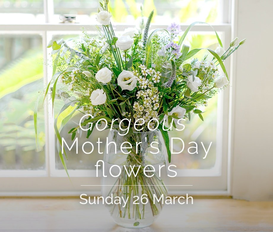 Gorgeous mother's day flowers
