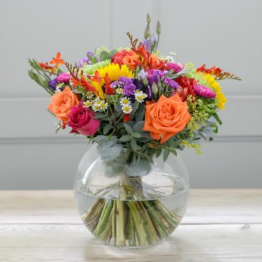 RAY OF SUNSHINE FLOWER BOUQUET