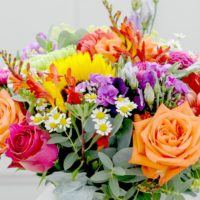 Ray of sunshine LUXURY flower bouquet