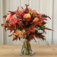 LUXURY WOODLAND WALK FLOWER BOUQUET