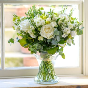 ROSE GARDEN PROMISE LUXURY BOUQUET