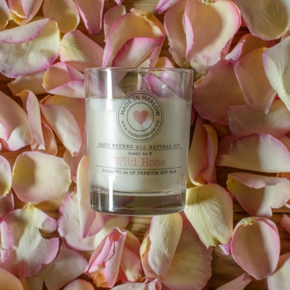 wild-rose-candle-flower-studio