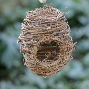 NATURAL VINE BIRD NEST