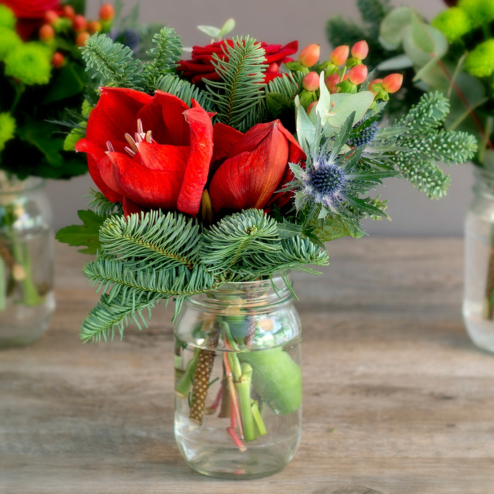 Christmas Floral Gifts
