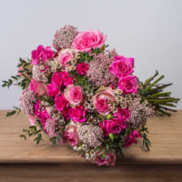PRETTY IN PINK CANDYFLOSS LUXURY BOUQUET