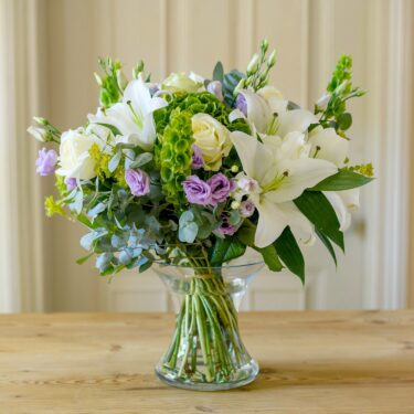 SUMMER LILY LUXURY GARDEN BOUQUET