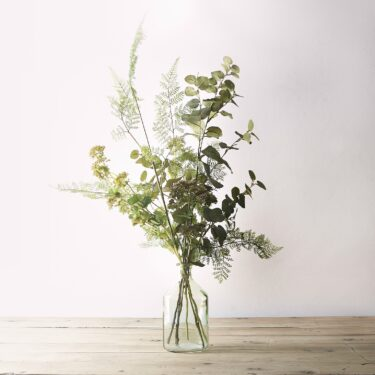 WOODLAND FORAGE FAUX FLOWER SELECTION