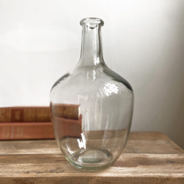 bottle glass vase (1)