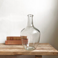 bottle glass vase recycled