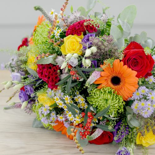 Designer ~ Garden Path Luxury Flower Bouquet