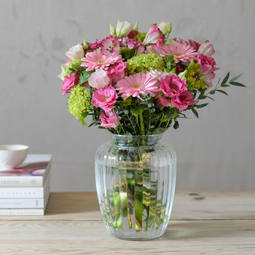 Flower Shop ~ Tickled Pink Bouquet