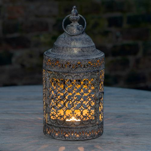 Lantern ~ Large Lattice Lantern
