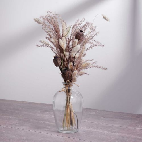 Dried Flowers ~ Bohemian Papaver Jar