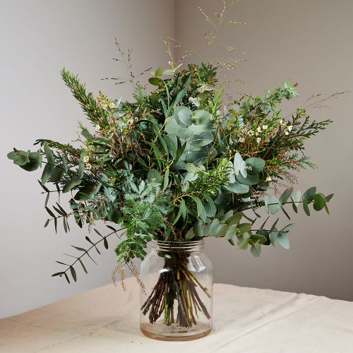 Garden ~ Green Patures Foliage Bunch